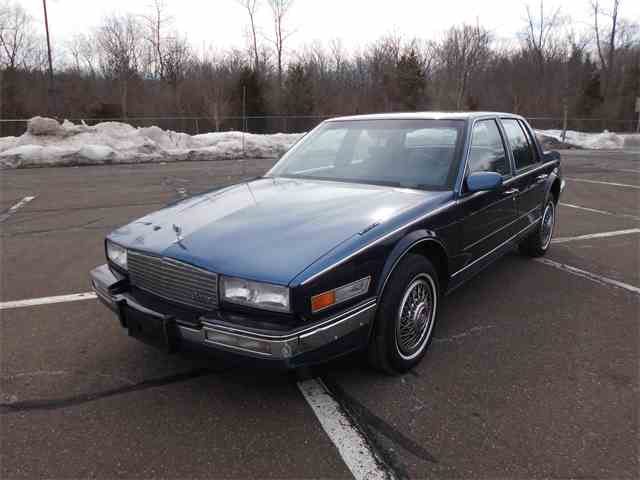 1987 Cadillac Seville ELEGANTE | 958476