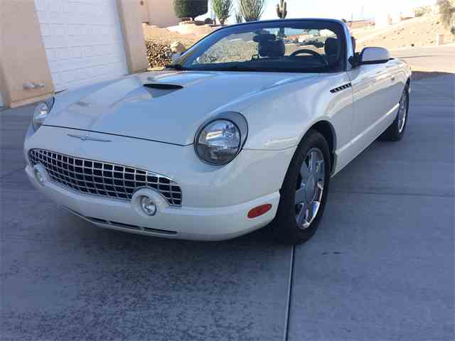2002 Ford Thunderbird | 958479
