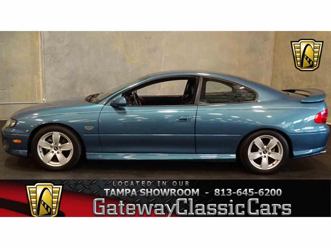 2004 Pontiac GTO for Sale - CC-950848