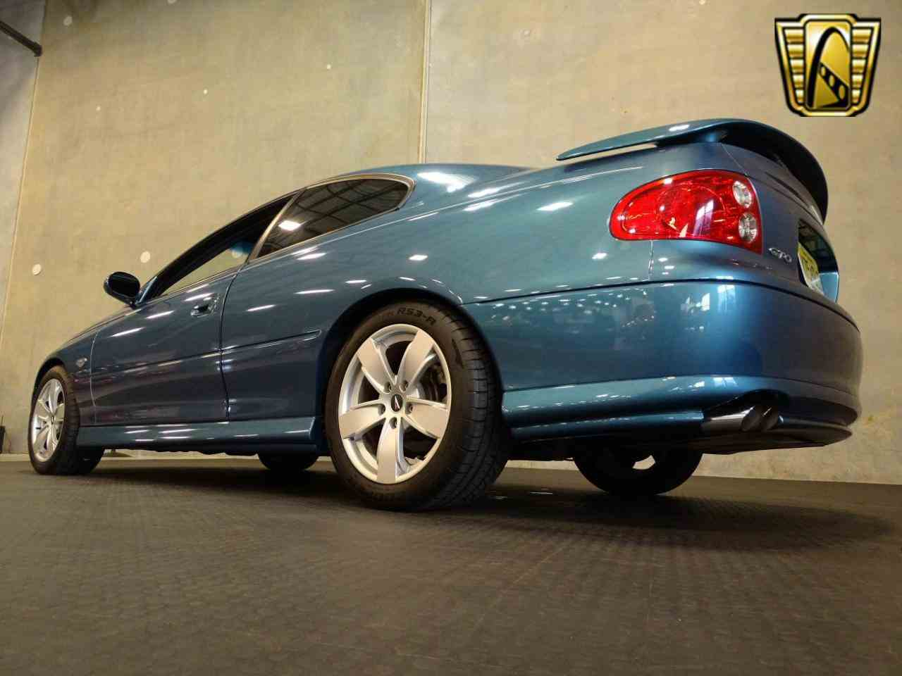 Large Picture of '04 GTO - KDOG