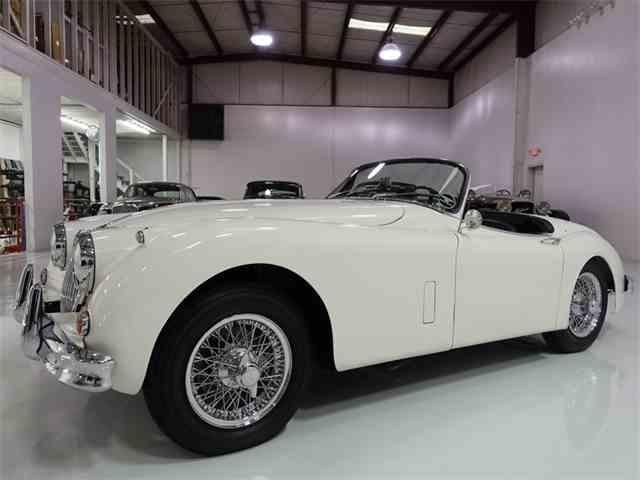 1958 Jaguar XK150 | 958480