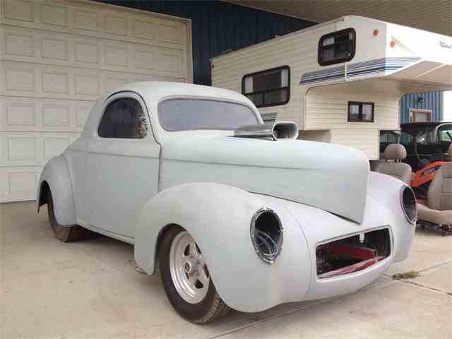 1941 Willys Coupe | 958484