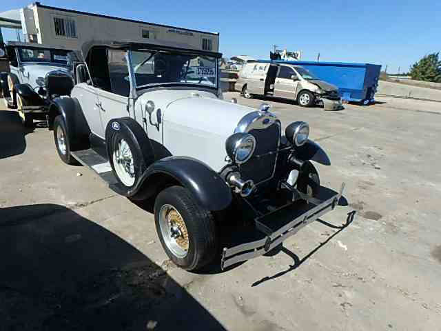 1932 Ford Model A | 958486