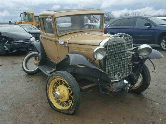 1930 Ford Model A | 958487