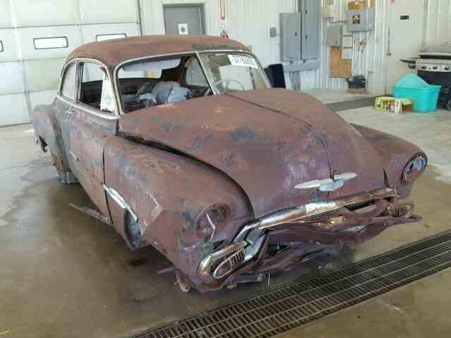1952 Chevrolet Deluxe | 958494