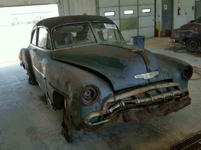 1952 Chevrolet Deluxe | 958495