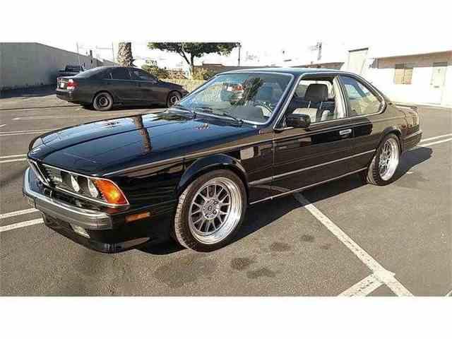 1988 BMW M6 | 958496
