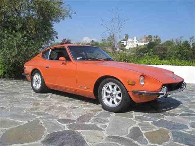 1970 Datsun 240Z | 958497