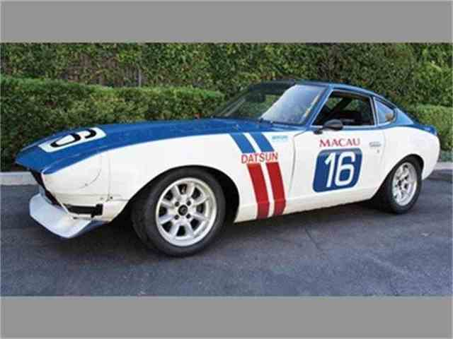 1970 Datsun 240Z Historic Macau F.I.A Race Car | 958498