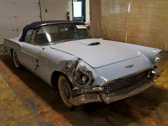 1957 Ford Thunderbird | 958505