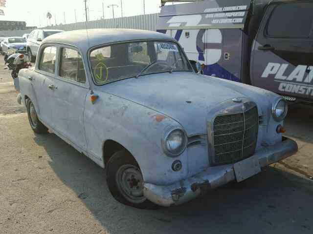 1959 Mercedes-Benz 190 | 958507