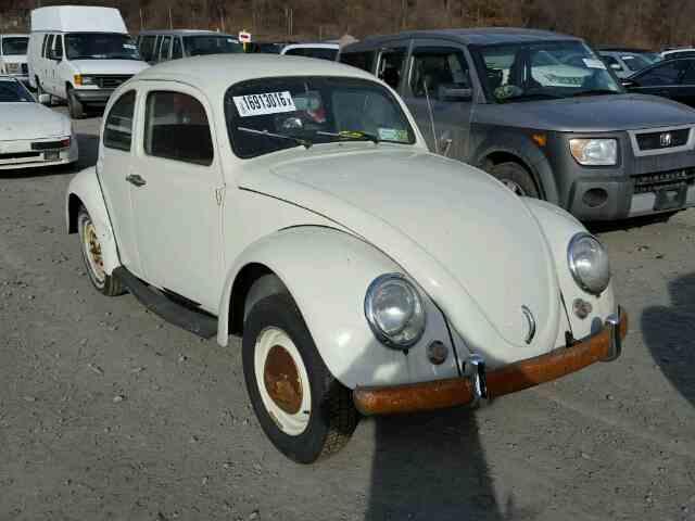 1962 Volkswagen Beetle | 958512