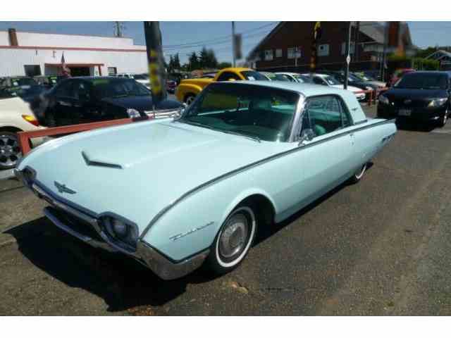1962 Ford Thunderbird | 958514