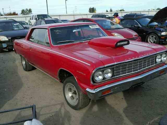 1964 Chevrolet Malibu | 958518