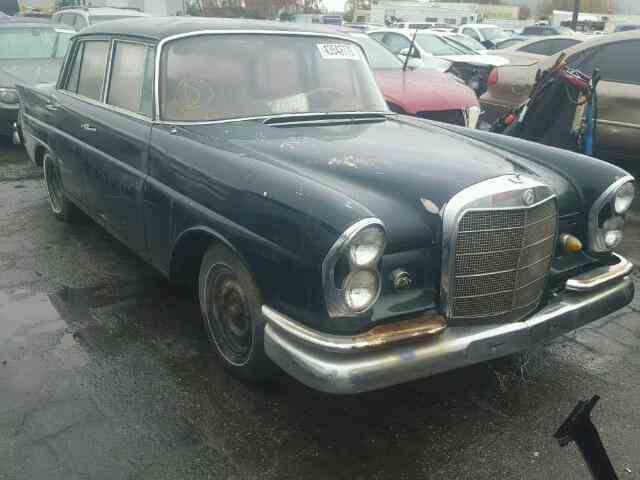 1964 Mercedes-Benz C-Class | 958519