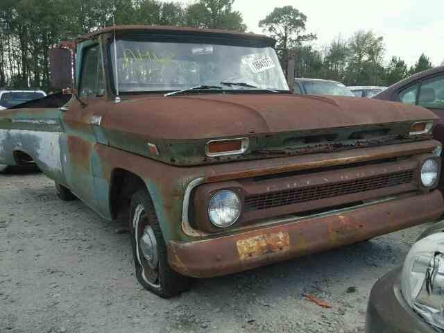 1965 Chevrolet S10   958525