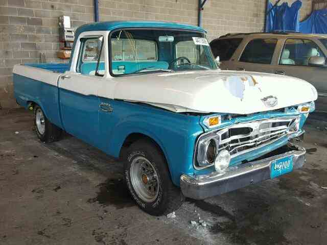 1966 Ford F100 | 958532