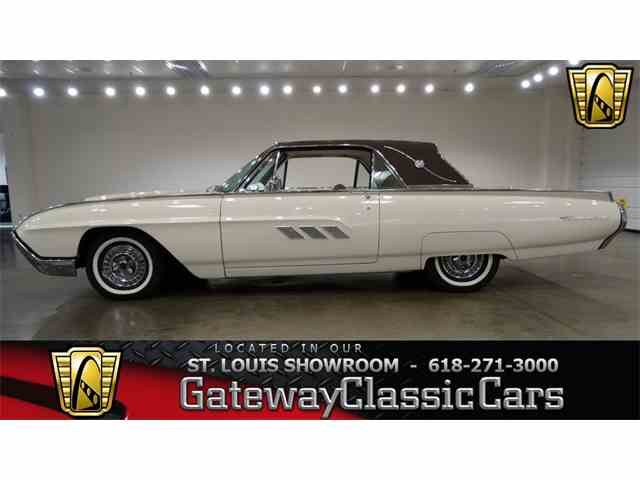 1963 Ford Thunderbird | 950854