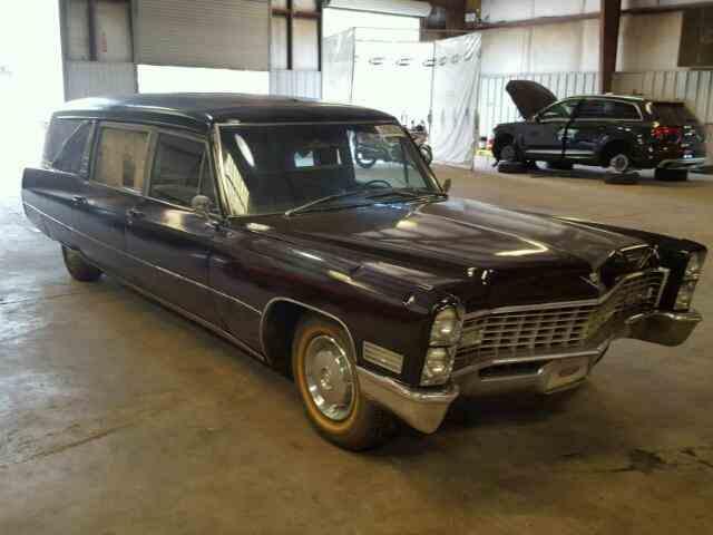 1967 Cadillac Fleetwood | 958542