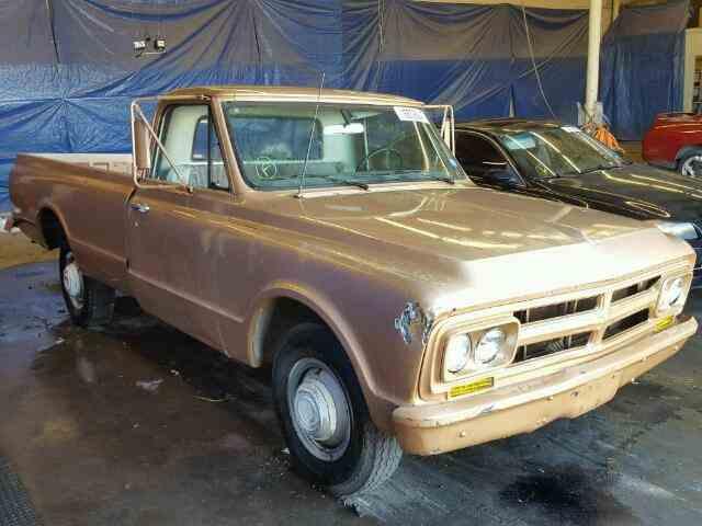 1967 GMC C/K/R1500 | 958543