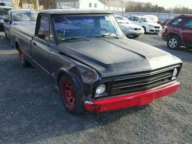 1967 Chevrolet C/K 1500 | 958544