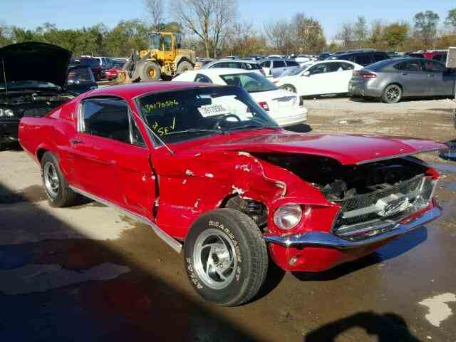 1967 Ford Mustang | 958546