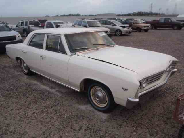 1967 CHEVROLET ALL OTHER | 958548
