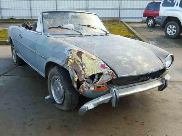 1967 FIAT ALL MODELS | 958550