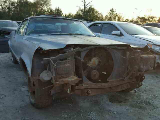 1967 Cadillac Eldorado | 958554