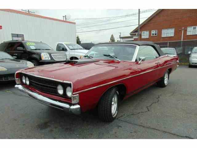 1968 FORD ALL OTHER | 958555