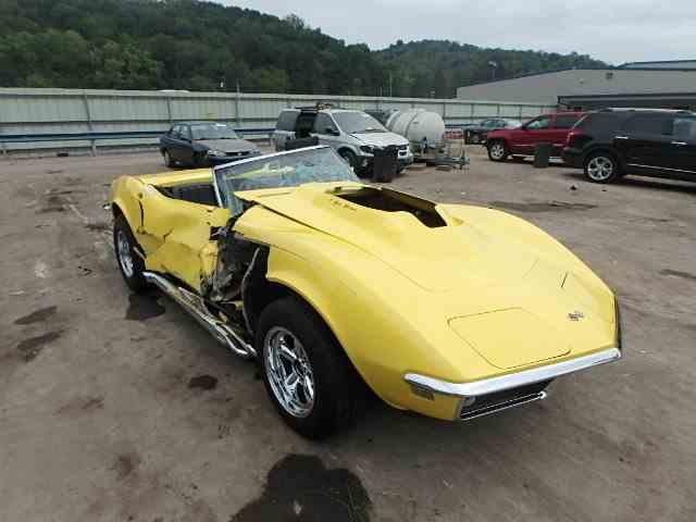 1968 Chevrolet Corvette | 958556