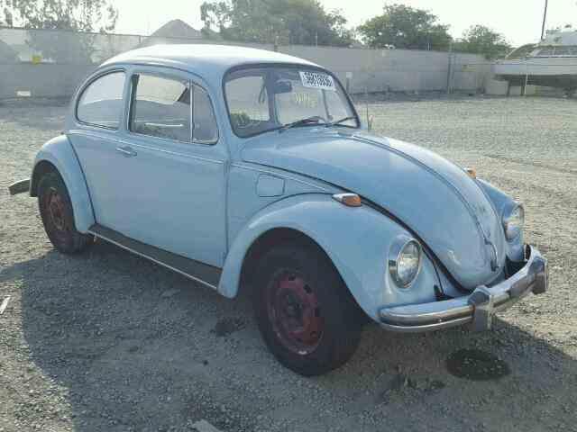 1968 Volkswagen Beetle | 958558