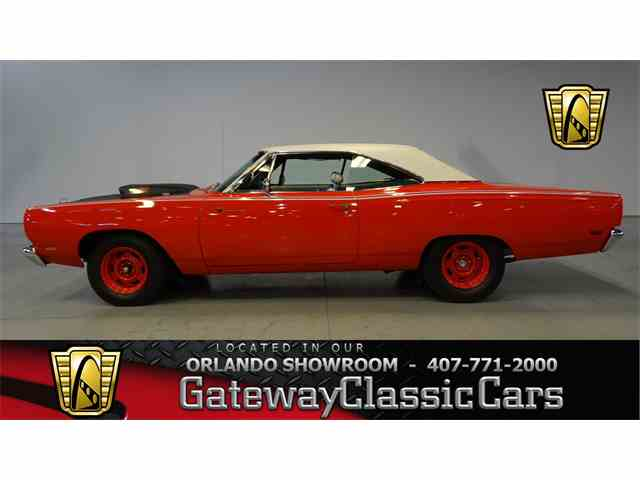 1969 Plymouth Road Runner | 950856