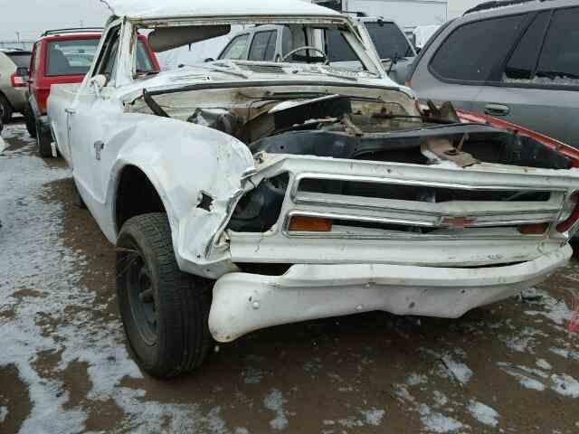 1968 Chevrolet C/K 1500 | 958561