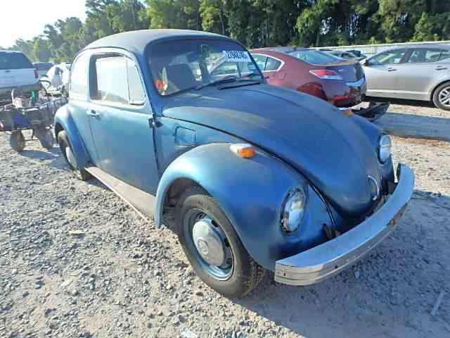 1968 Volkswagen Beetle | 958562