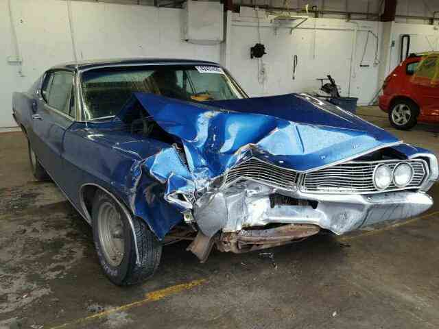 1968 Ford Galaxie | 958563