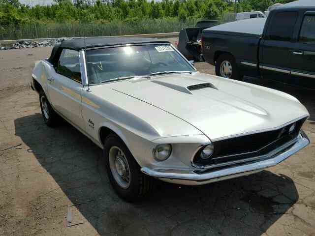 1969 Ford Mustang | 958565