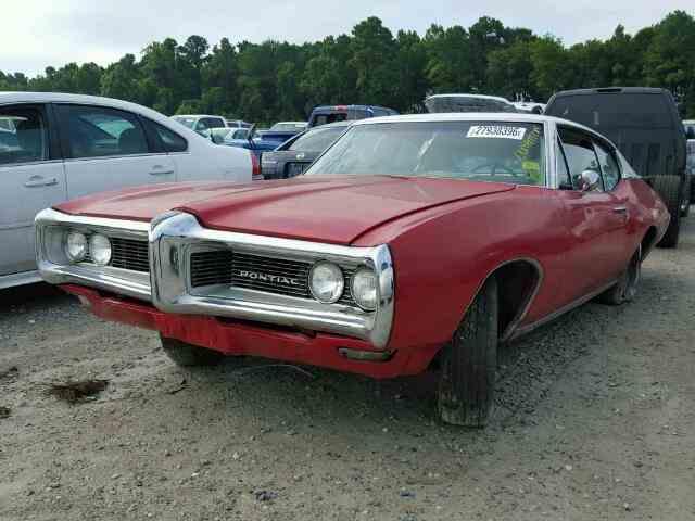 1969 Pontiac LeMans | 958567