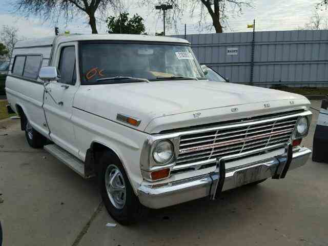 1969 Ford F100 | 958569
