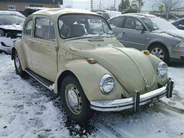 1969 Volkswagen Beetle | 958571