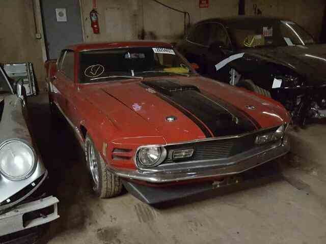 1970 Ford Mustang | 958574