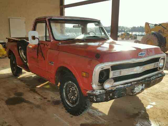 1970 Chevrolet C/K 1500 | 958580