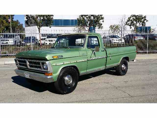 1971 Ford F250 | 958581