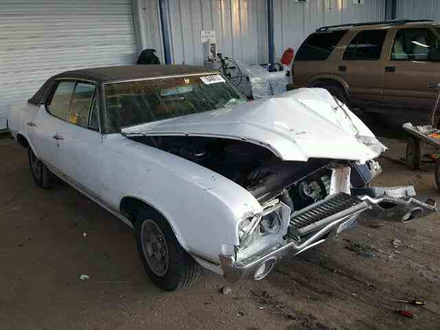 1971 Oldsmobile Cutlass | 958585