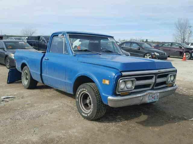 1971 Chevrolet C/K 1500 | 958587