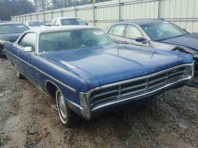 1971 PLYMOUTH ALL OTHER | 958588