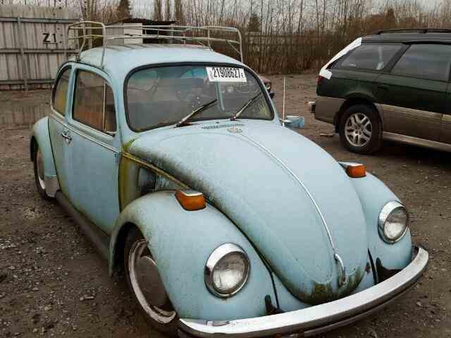 1971 Volkswagen Beetle | 958589