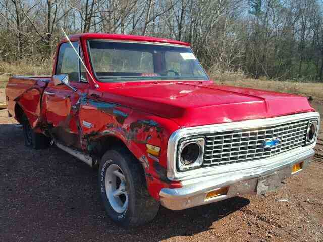1972 CHEVROLET ALL OTHER | 958591