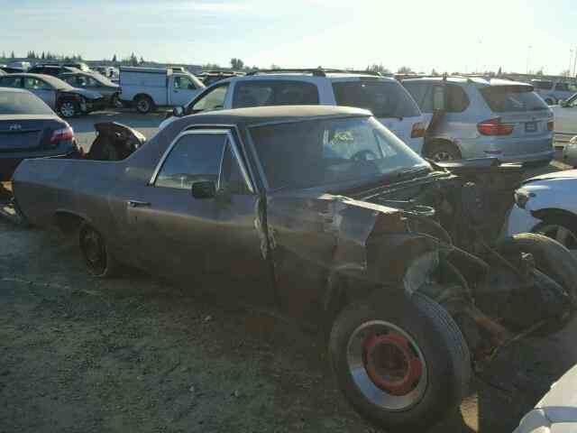 1972 CHEVROLET ALL OTHER | 958592