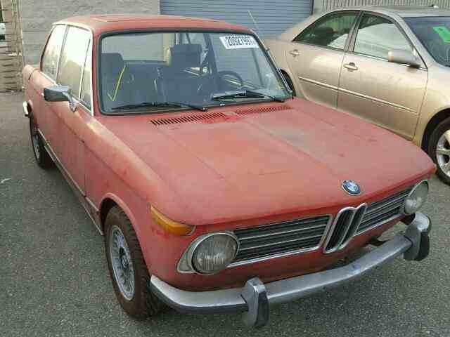 1972 BMW ALL OTHER | 958593